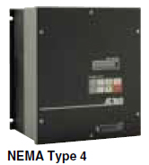 MH2100C MCH Series Drive NEMA 4 Watertight